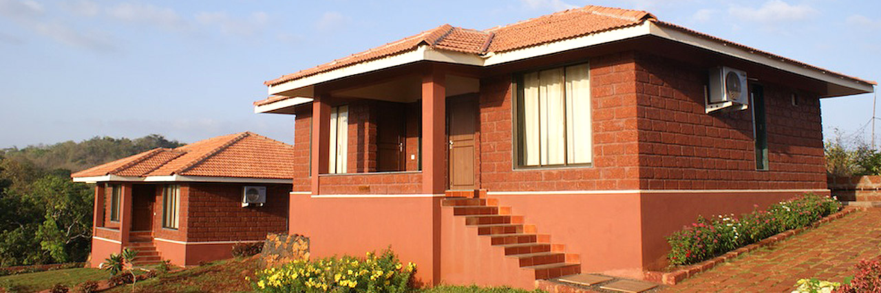 Mango village guhagar luxurious vacation homes in for Konkan home designs